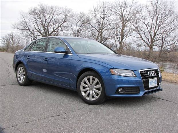 Read about the Autos.ca Bring it on!  2009 Audi A4 3.2 quattro, Part 2
