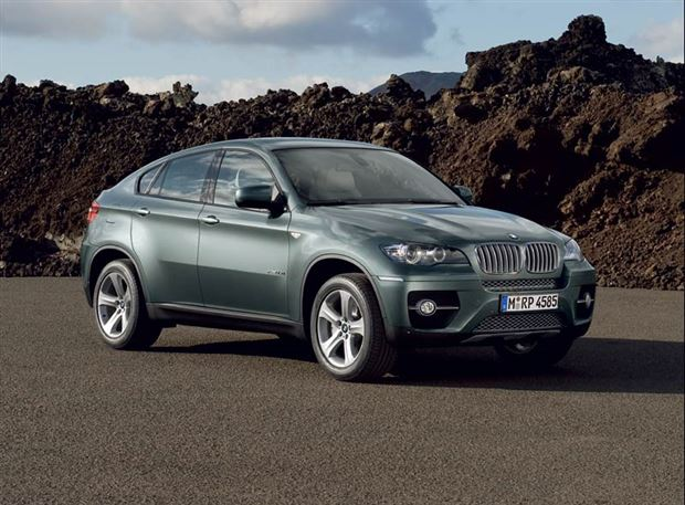 Read about the Autos.ca Buyer's Guide: 2009 BMW X6