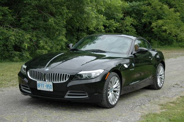 Read about the Autos.ca Test Drive: 2009 BMW Z4 sDrive35i