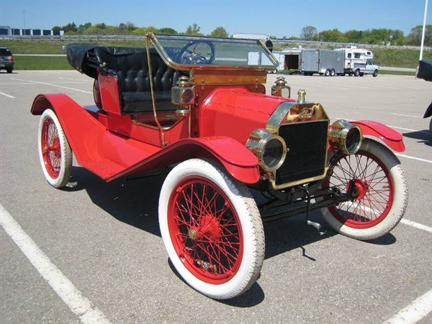 Read about the Autos.ca Feature: Model T to Fiesta: 100 Years of Ford's global cars