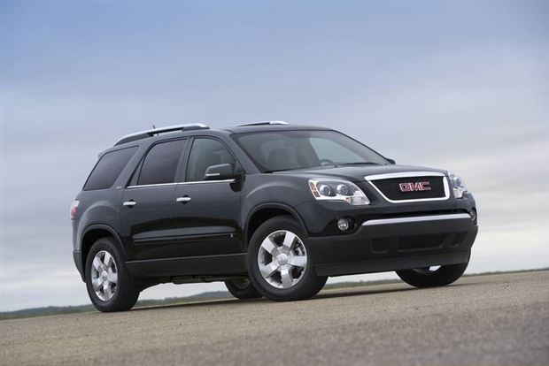Read about the Autos.ca Buyer's Guide: 2009 GMC Acadia