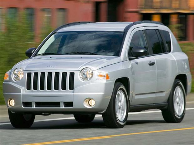 Read about the Autos.ca Buyer's Guide: 2009 Jeep Compass