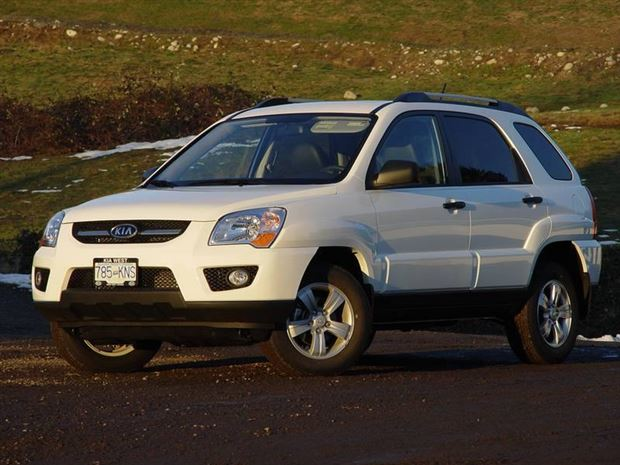 Read about the Autos.ca Test Drive: 2009 Kia Sportage LX V6 AWD