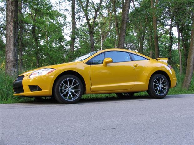 Read about the Autos.ca Test Drive: 2009 Mitsubishi Eclipse GT-P V6
