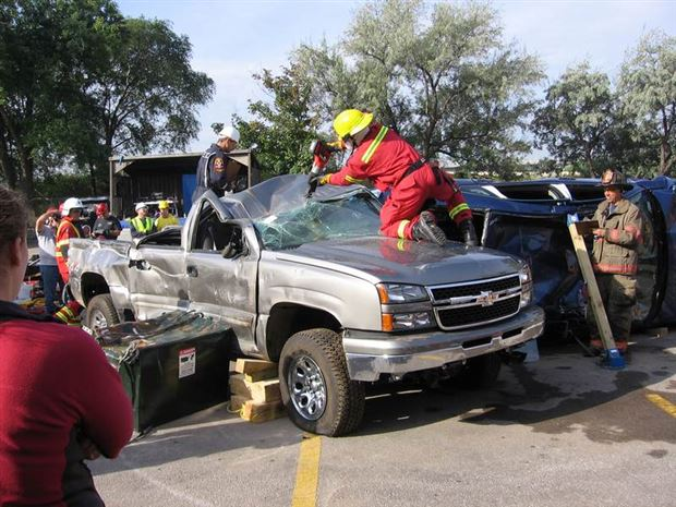 Read about the Autos.ca Feature: Vehicle crash rescue