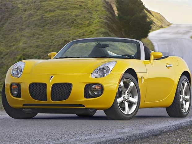 Read about the Autos.ca Buyer's Guide: 2009 Pontiac Solstice