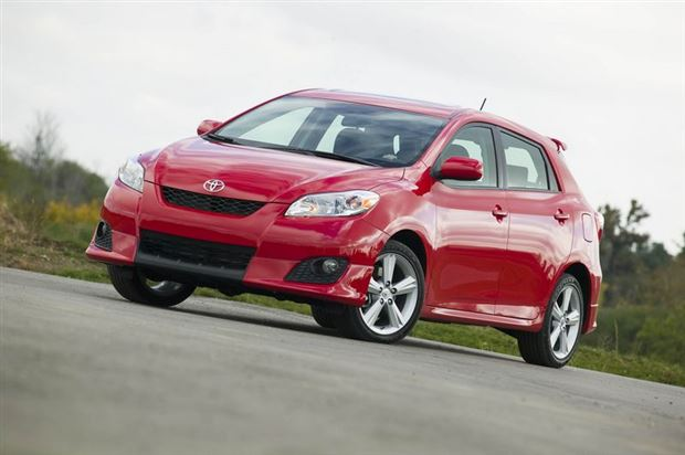 Read about the Autos.ca Used Vehicle Review: Toyota Matrix, 2009-2014