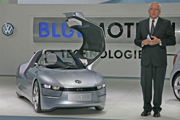 Read about the Autos.ca Volkswagen unveils L1 Concept in Frankfurt