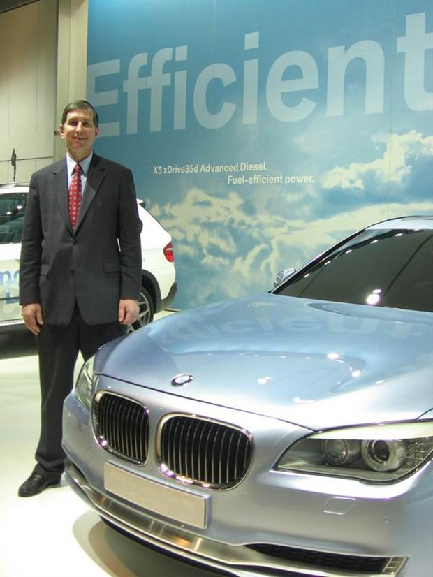 Read about the Autos.ca Interview: Tom Baloga, VP Engineering, BMW Group North America