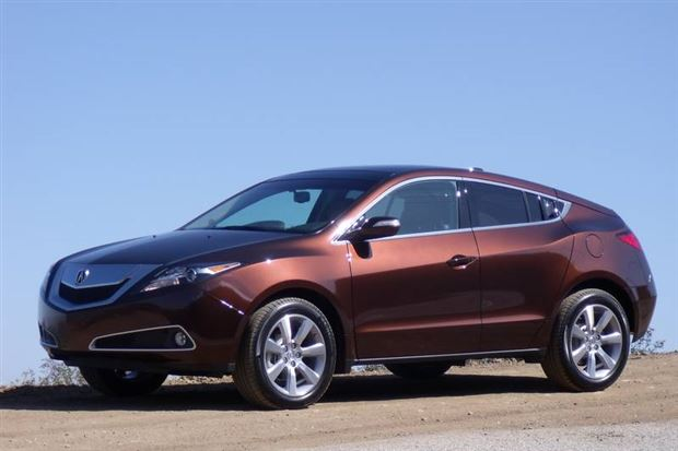 Read about the Autos.ca First Drive:  2010 Acura ZDX