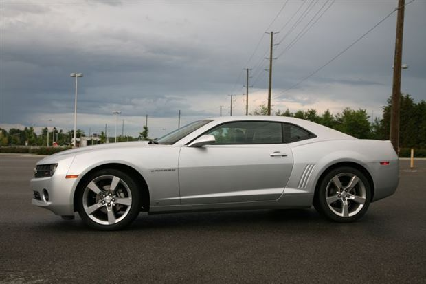 Read about the Autos.ca Day-by-Day Review: 2010 Chevrolet Camaro RS