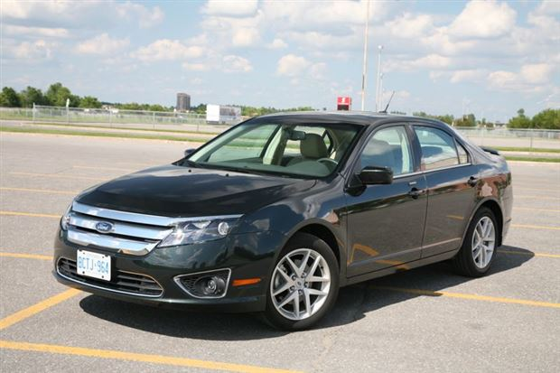 Read about the Autos.ca Day-by-Day Review: 2010 Ford Fusion SEL