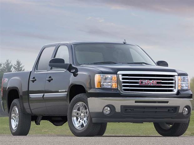 Read about the Autos.ca Buyer's Guide: 2010 GMC Sierra