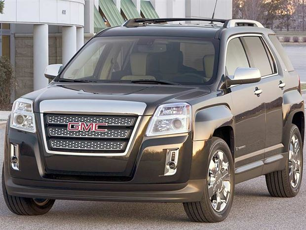 Read about the Autos.ca Buyer's Guide: 2010 GMC Terrain