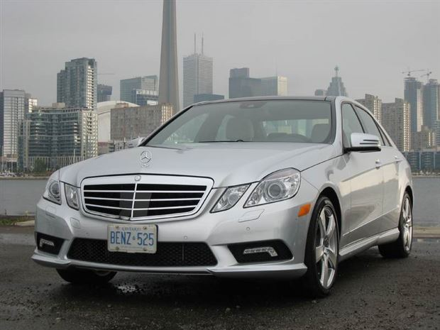 Read about the Autos.ca First Drive: 2010 Mercedes Benz E350 and E550 sedans