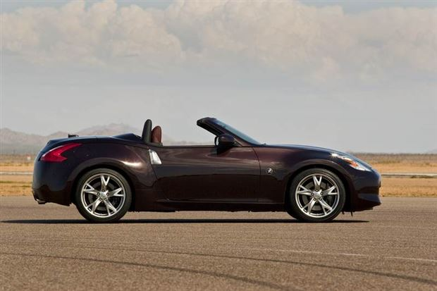 Read about the Autos.ca Nissan announces 370Z Roadster pricing