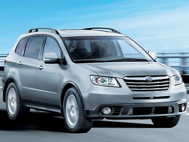 Read about the Autos.ca Buyer's Guide: 2010 Subaru Tribeca