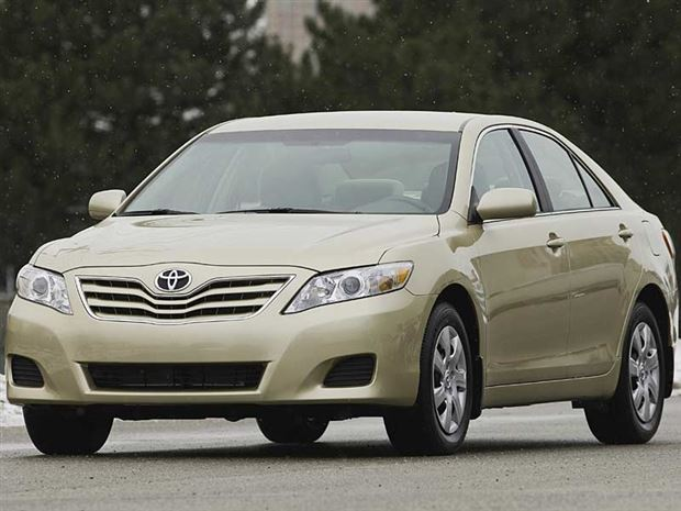 Read about the Autos.ca First Drive: 2010 Toyota Camry and Highlander four-cylinder models