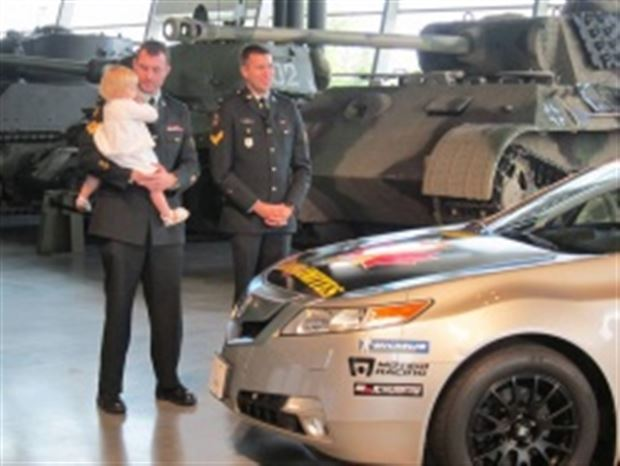 Read about the Autos.ca Feature: Soldier on