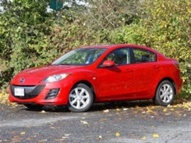 Read about the Autos.ca Test Drive: 2010 Mazda3 GS sedan w/five-speed automatic