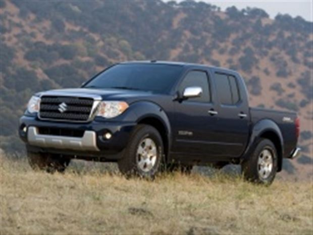Read about the Autos.ca Buyer's Guide: 2010 Suzuki Equator