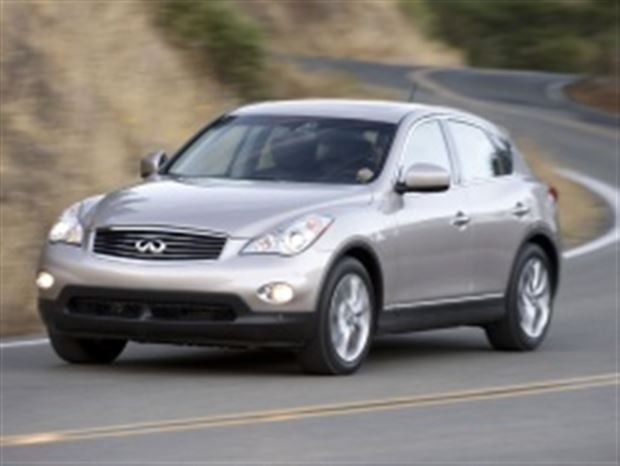 Read about the Autos.ca Buyer's Guide: 2010 Infiniti EX35
