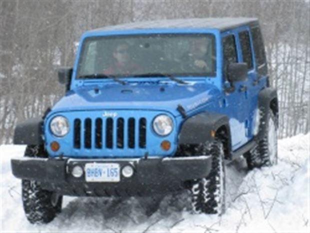 Read about the Autos.ca Feature: Chrysler's 4×4 systems