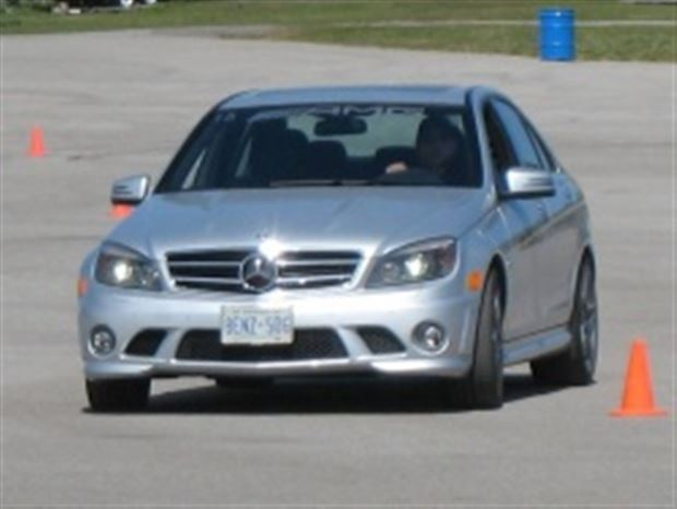 Read about the Autos.ca Feature: Lessons from the Mercedes-Benz Driving Academy