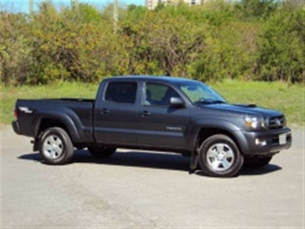 Read about the Autos.ca Test Drive: 2010 Toyota Tacoma Double Cab automatic