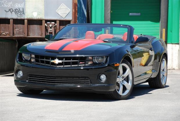 Read about the Autos.ca Test Drive: 2011 Chevrolet Camaro SS convertible