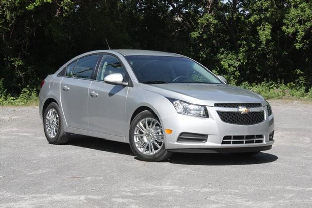 Read about the Autos.ca Test Drive: 2011 Chevrolet Cruze Eco