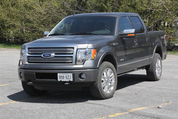 Read about the Autos.ca Test Drive: 2011 Ford F-150 SuperCrew EcoBoost