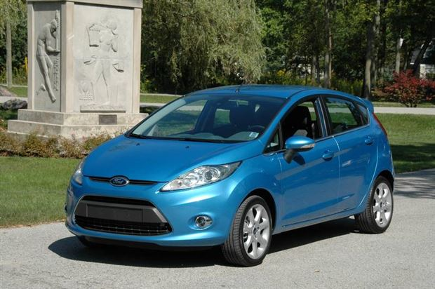 Read about the Autos.ca Preview: Ford Fiesta