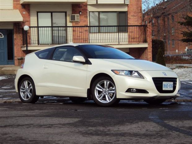 Read about the Autos.ca Test Drive: 2011 Honda CR-Z