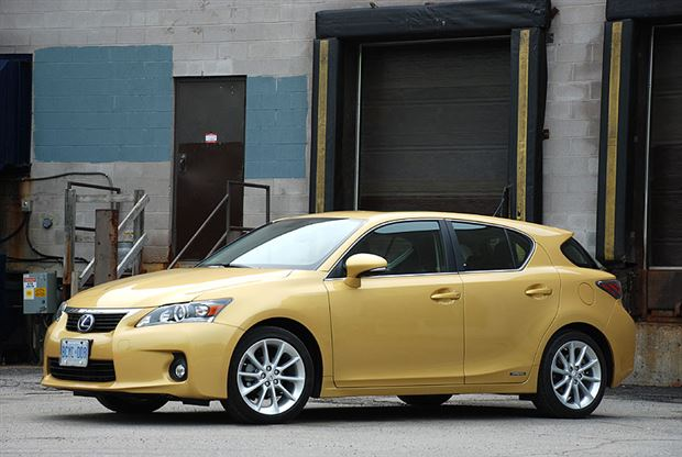 Read about the Autos.ca Test Drive: 2011 Lexus CT 200h