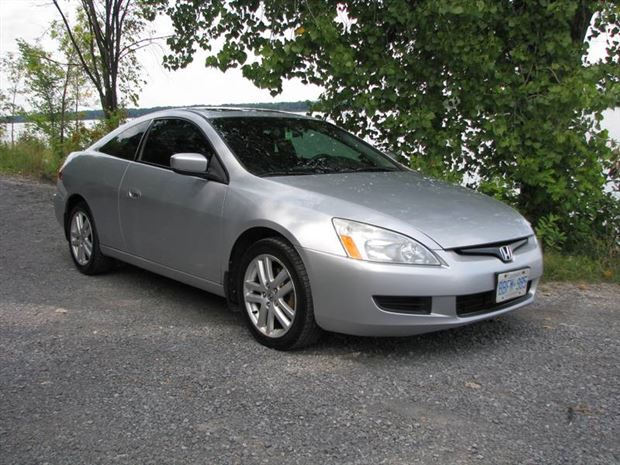 Read about the Autos.ca Modern Classics: Honda Accord Coupe EX V6, 2003-2005