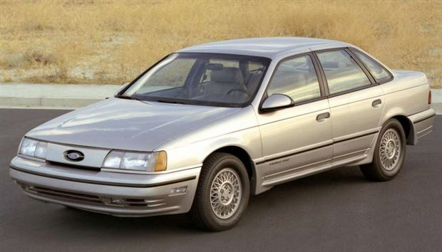 Read about the Autos.ca Motoring Memories: Ford Taurus SHO, 1989-1999