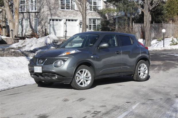 Read about the Autos.ca Test Drive: 2011 Nissan Juke SL AWD