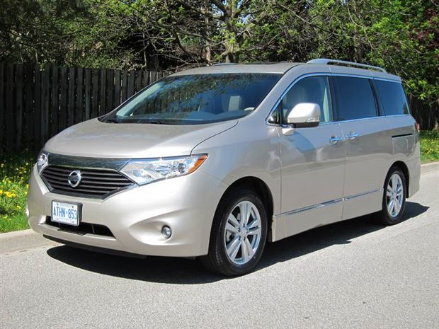 Read about the Autos.ca Test Drive: 2011 Nissan Quest LE