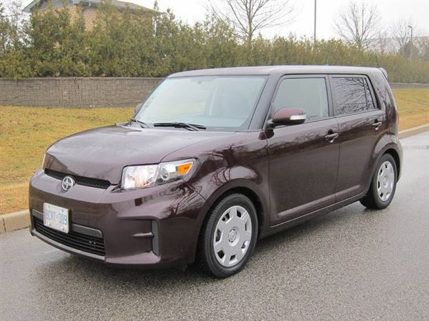 Read about the Autos.ca Test-Drive: 2011 Scion xB