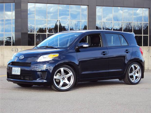 Read about the Autos.ca Test Drive: 2011 Scion xD