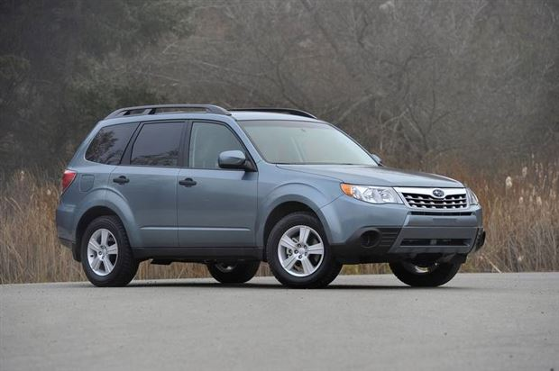 Read about the Autos.ca Buyer's Guide: 2011 Subaru Forester