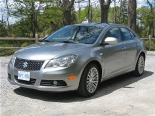 Read about the Autos.ca Test Drive: 2011 Suzuki Kizashi