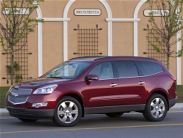 Read about the Autos.ca Buyer's Guide: 2011 Chevrolet Traverse