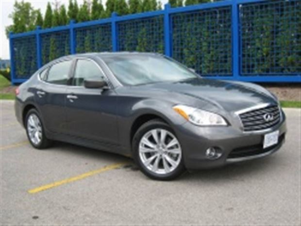 Read about the Autos.ca Test Drive: 2011 Infiniti M56x