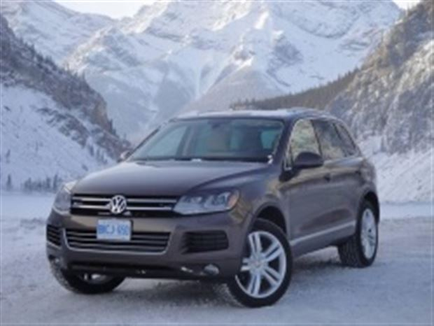 Read about the Autos.ca First Drive: 2011 Volkswagen Touareg