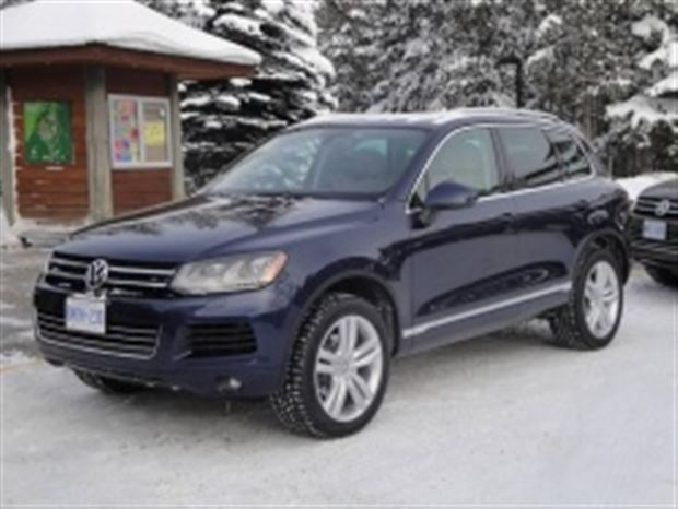 Read about the Autos.ca Buyer's Guide: 2011 Volkswagen Touareg