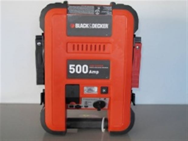 Read about the Autos.ca Product Review: Black & Decker battery booster