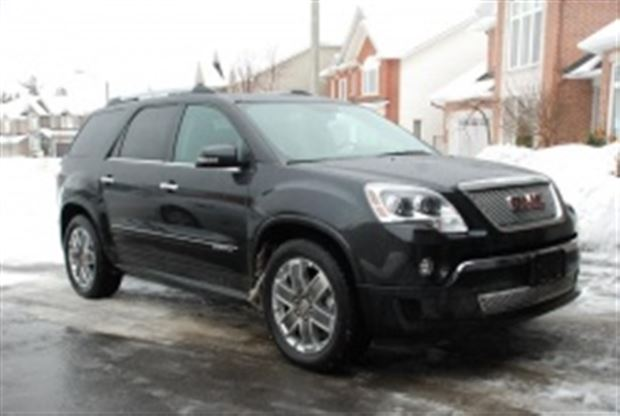 Read about the Autos.ca Test Drive: 2011 GMC Acadia Denali – Ottawa to the Chicago Auto Show