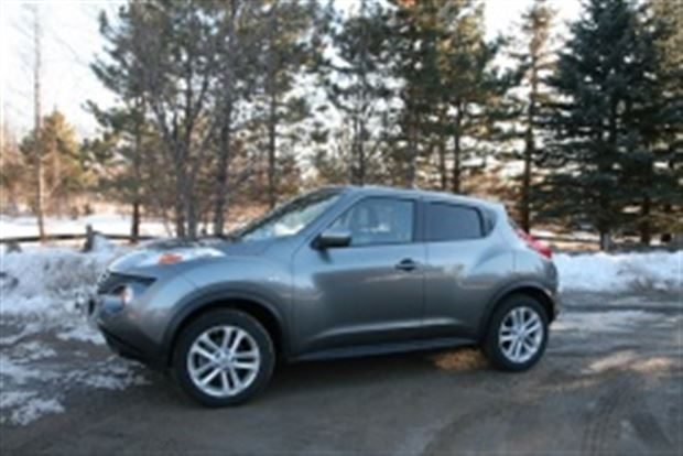 Read about the Autos.ca Day-by-Day Review: 2011 Nissan Juke SL AWD